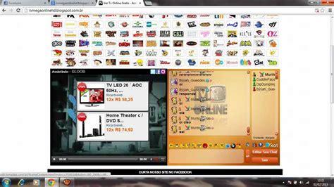 Ver Tv Online   Tv Mega Online Hd   Assistir Tv Online ...