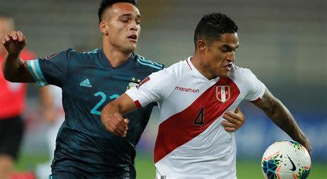 Ver TyC Sports EN VIVO Argentina vs Peru Peru vs Argentina ...