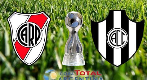 Ver TyC Sports EN VIVO ONLINE | River vs Central Córdoba ...