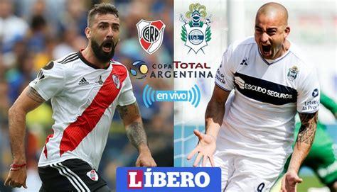 VER TyC Sports GRATIS | River Plate vs Gimnasia La Plata ...