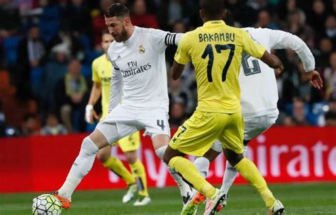 Ver Villarreal vs Real Madrid online gratis