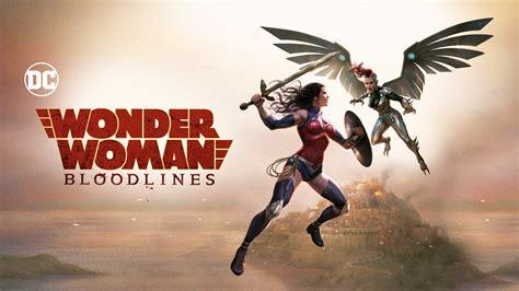 Ver Wonder Woman: Bloodlines 2019 Online Latino HD | Filmoves