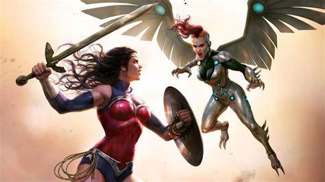 Ver Wonder Woman: Bloodlines  2019  Online Latino HD