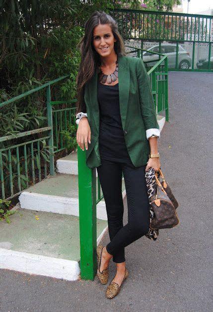Verde botella , Zara en Blazers, Zara en Jeans, Zara en ...