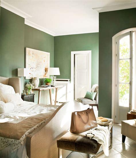 Verde: la calma y la frescura | Colores de interiores ...