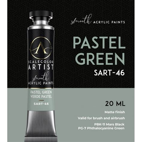 VERDE PASTEL   Scale75 Between history and legend