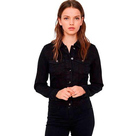 Vero moda Hot Soya L/S Preto comprar e ofertas na Dressinn