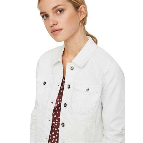 Vero moda Hot Soya L/S Wit kopen en aanbiedingen, Dressinn