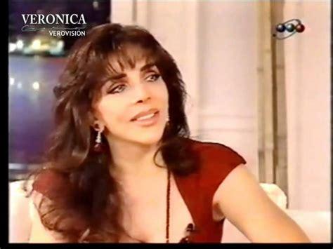 Verónica Castro en Hola Susana 1998.   YouTube