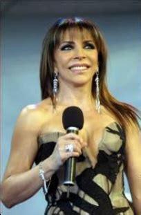 Verónica Castro entrevistó a Thalía en Nueva York   TV y ...