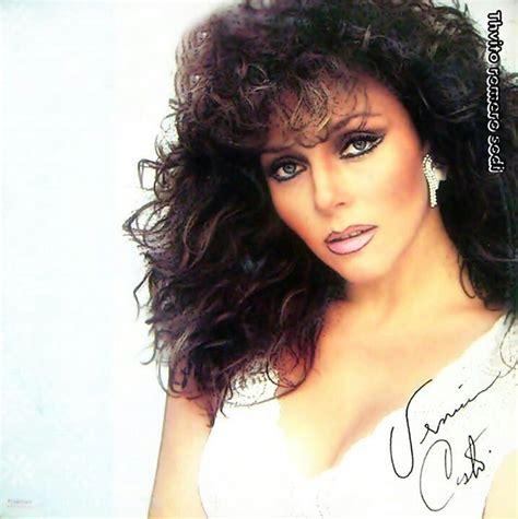Veronica Castro,actriz, cantante y presentadora mexicana ...