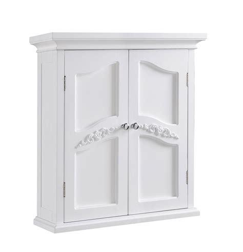Versailles Wall Cabinet w 2 doors for Bathroom/Kitchen ...