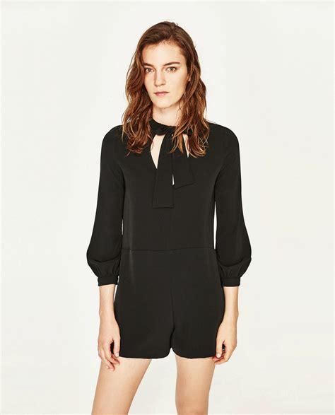 Versión elegante | Zara: monos cortos, tendencia del verano...