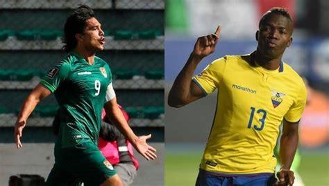 Versus / Bolivia y Ecuador se enfrentan en la altura de La Paz