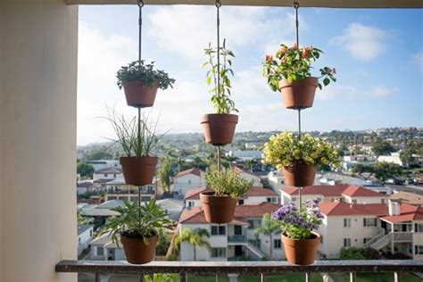 Vertical Balcony Garden Ideas | Balcony Garden Web