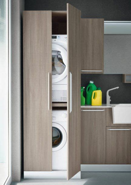 Vertical Laundry Room Is The Ultimate Space Saver For Your ...