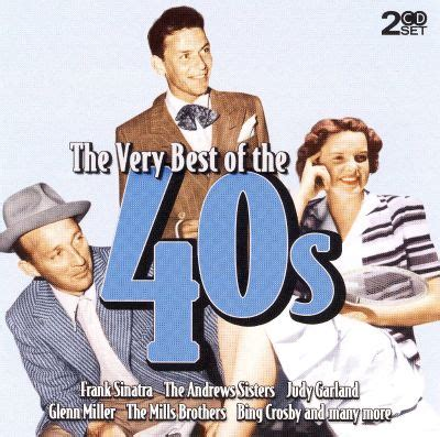 Very Best of the 40s   Various Artists | Songs, Reviews ...