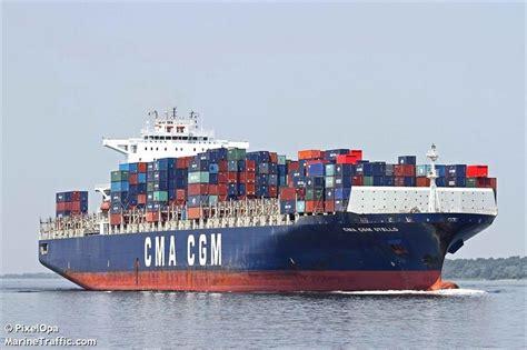 Vessel details for: CMA CGM OTELLO  Container Ship    IMO ...
