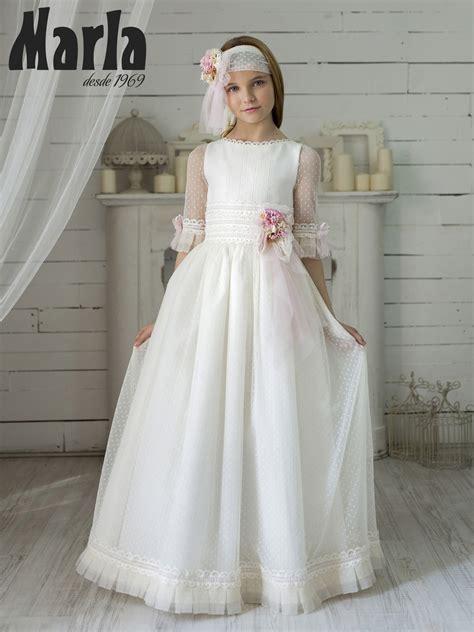 Vestido Comunión 2021 Marla Modelo K146 Vestidos De ...