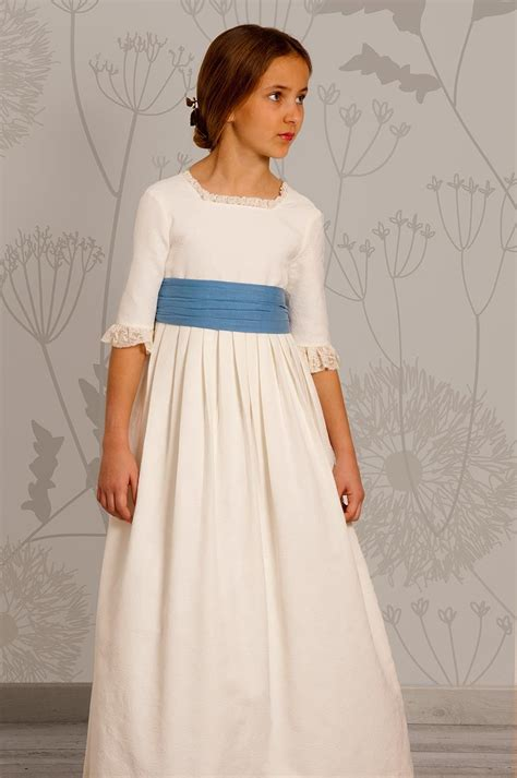 Vestido comunión A Gatas Ropa Infantil | Vestidos comunion ...