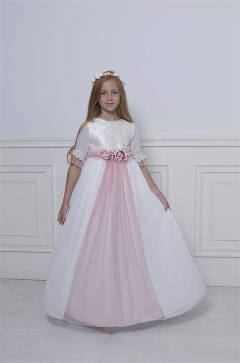 Vestido comunión niña 2020   Todoceremonia   Traje de comunión