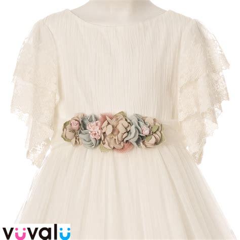 Vestido Comunion Outlet 0219 | Vuvalu