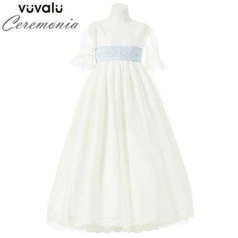vestido Comunion Outlet 0387 | Vuvalu