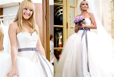 Vestido de novia de la pelicula guerra de novias   Imagui