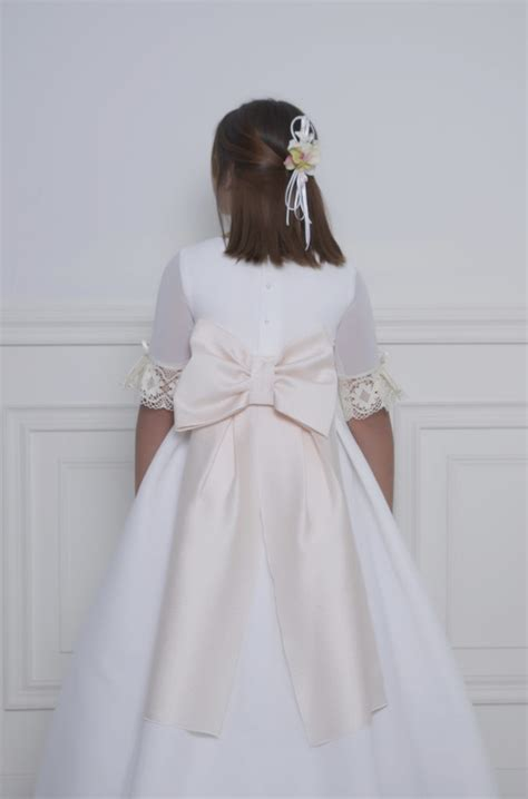 Vestido para niña de primera comunión   Todoceremonia