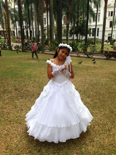 Vestido primera comunión niña en Valle De San Juan | Clasf ...