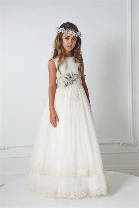 Vestidos comunion 2021   Moda de comunión   Hortensia Maeso