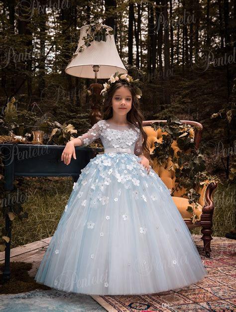 Vestidos De Primera Comunion 2019 Penlelei Kids First ...