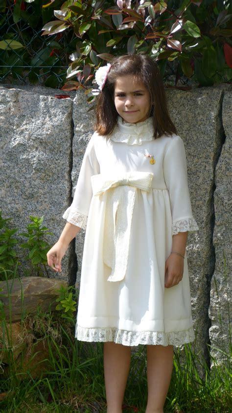 vestidos de primera comunion niñas gorditas  1