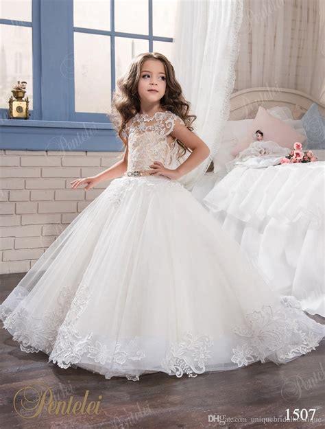 Vestidos para primera comunion nina modernos  9