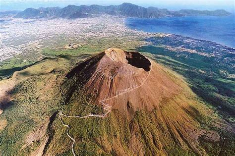 Vesubio  volcán    Escuelapedia   Recursos ...