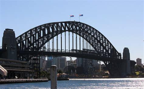 Viajando por el mundo: Visitando Sydney: El Harbour Bridge
