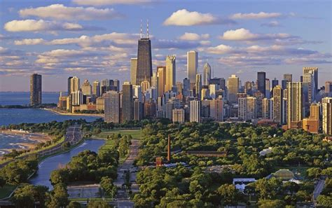 Viajar a Chicago, a orillas del lago Michigan | MiViaje.info