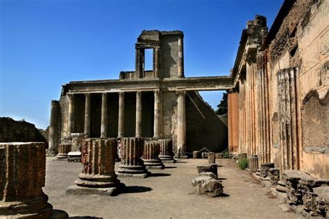 Viajar a Roma   Conocer Pompeya