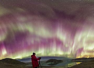 Viaje a Groenlandia Auroras Boreales Agosto y Septiembre
