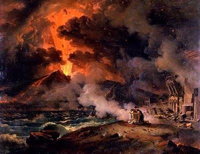 Viaje a italia: Pompeya: la erupción del Vesubio