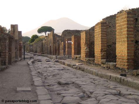 Viaje a Pompeya