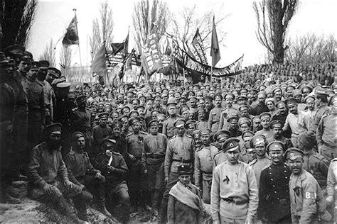 Viaje al Fin de la Historia: Revolución Rusa  II