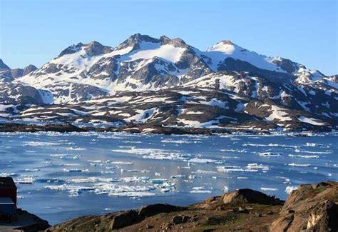 Viaje por la isla de Groenlandia, la tierra blanca de los ...