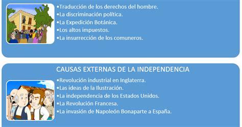 VIAJEROS DEL TIEMPO: TEMA 11: LA INDEPENDENCIA DE COLOMBIA