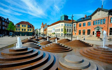 Viajes por todo el mundo: Dinamarca al completo
