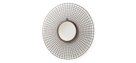 Vian espejo cobre 80 cm | Espejos, Espejos de pared