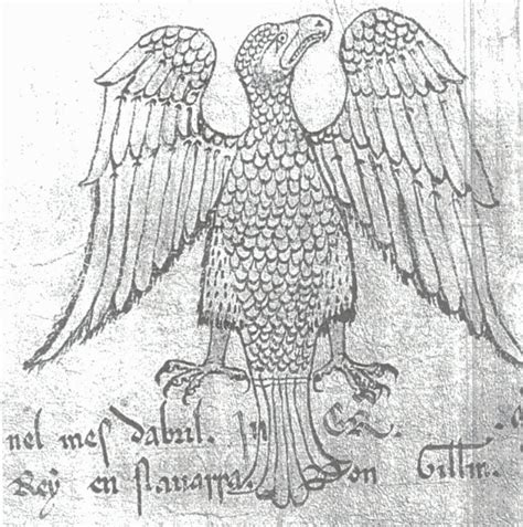 Viana Digital Archive: El águila de Sancho VII el Fuerte