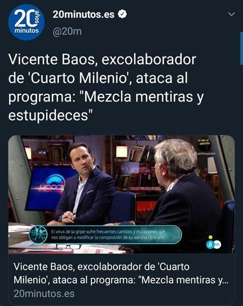 Vicente Baos no se anda va al grano   FinoFilipino   Tu ...