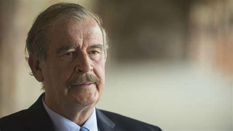 Vicente Fox aparece en la lista de personajes que México ...
