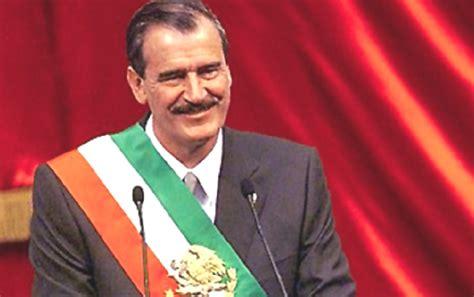 Vicente Fox, cómo hacerse millonario | Revista Replicante